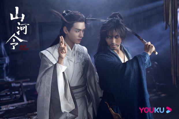 Đam mỹ Thiên Nhai Khách gây tranh cãi vì diễn xuất: Cung Tuấn siêu tình nhưng Trương Triết Hạn đơ một cục - Ảnh 1.