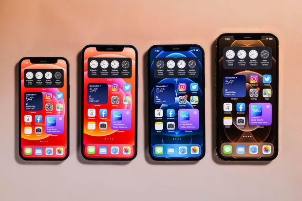 iPhone 13 lộ thông tin giống những đối thủ đến kỳ lạ - Ảnh 1.