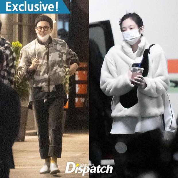 Thuyết âm mưu căng đét: Dispatch tung tin G-Dragon - Jennie hẹn hò để lấp phốt bạo lực của hơn 10 sao Hàn? - Ảnh 2.