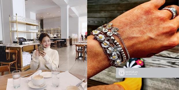 Soi mạnh style cặp đôi GD - Jennie: Cùng là tắc kè hoa của Chanel, lộ hint hẹn hò từ cách dùng phụ kiện - Ảnh 10.