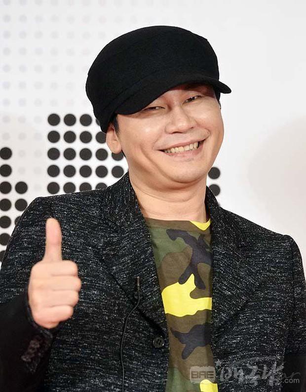 Đáp trả tin hẹn hò mặn như YG Entertainment: Lươn lẹo đủ kiểu, trả lời nước đôi hoặc bí quá thì nhờ thông gia xác nhận hộ - Ảnh 11.