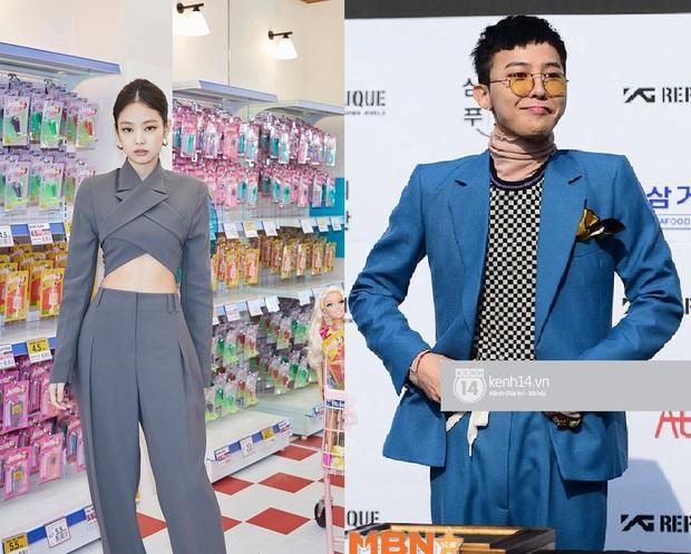 Soi mạnh style cặp đôi GD - Jennie: Cùng là tắc kè hoa của Chanel, lộ hint hẹn hò từ cách dùng phụ kiện - Ảnh 6.