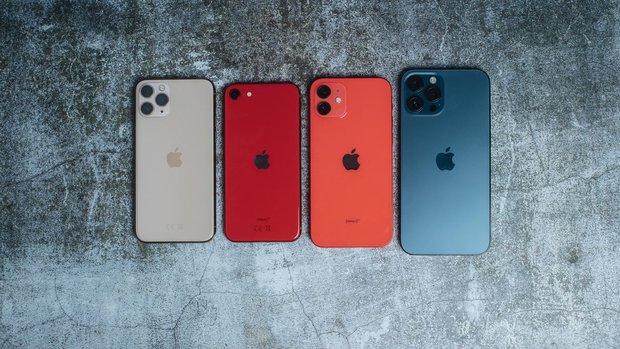 iFan bắt đầu đoán già, đoán non thời điểm ra mắt iPhone 13 - Ảnh 1.