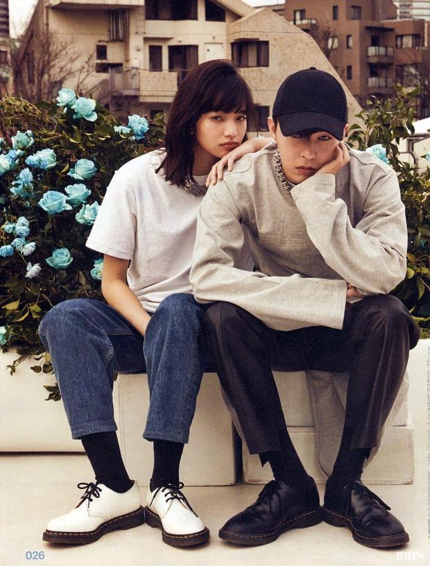 Nhan sắc dàn bạn gái quá hot của G-Dragon: Jennie át cả minh tinh Joo Yeon về độ sexy, 2 nàng thơ Nhật Bản khuynh đảo châu Á - Ảnh 12.