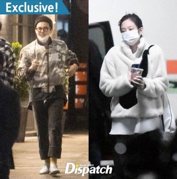 Hết phá vỡ quy tắc của YG, G-Dragon tự dập lại lời nói của chính mình khi hẹn hò Jennie (BLACKPINK) - Ảnh 4.