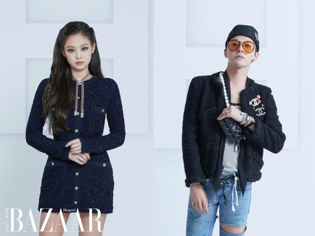 Netizen nổ trời trước tin G-Dragon (BIGBANG) và Jennie (BLACKPINK) hẹn hò: Sốc quá, nhưng đúng sinh ra dành cho nhau - Ảnh 5.