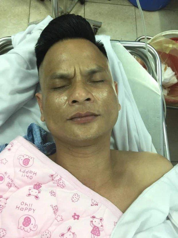 Nạn nhân vụ án mạng tại quán karaoke ở Hòa Bình: Tôi nằm ngủ say ở ghế, Dũng rút dao ra khỏi bụng tôi mới biết mình vừa bị đâm - Ảnh 1.
