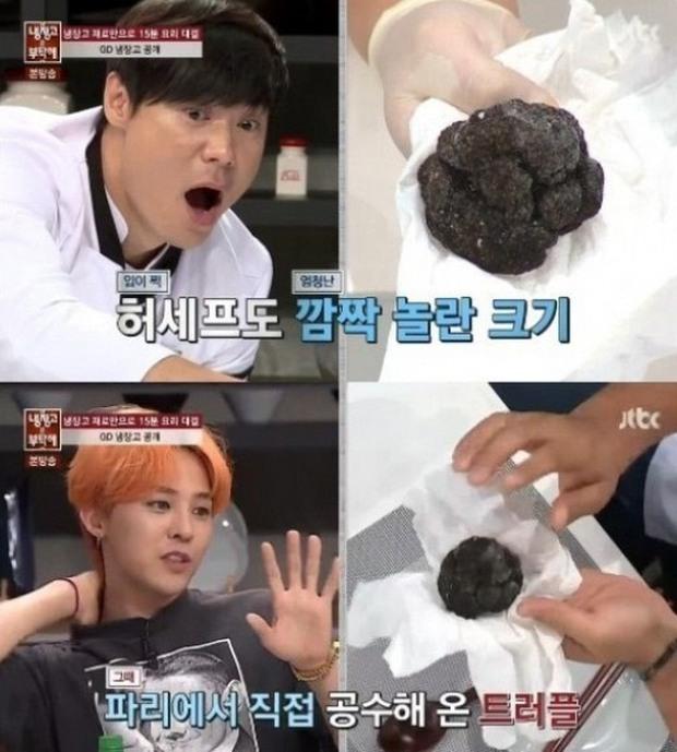 Trời ơi G-Dragon và Jennie ngồi ăn tối trên bộ bàn ghế giá hơn 3 tỷ, trong tủ lạnh còn có món ăn đắt top 10 thế giới! - Ảnh 5.