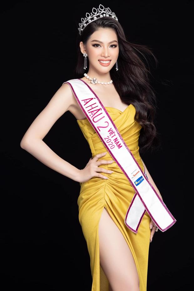 Vừa nhận sash chuẩn bị thi Hoa hậu Hoà bình, Ngọc Thảo đã vướng tranh cãi khiến ekip phải lên tiếng giải thích - Ảnh 6.