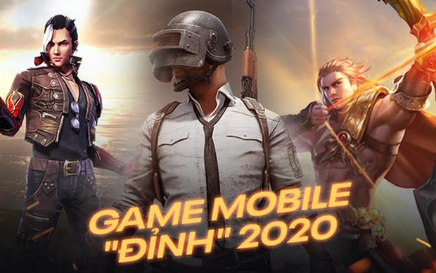 """Những game mobile xuất sắc nhất Việt Nam, người chơi chắc chắn sẽ bất ngờ với """"Top 1 server"""" - Ảnh 1."""