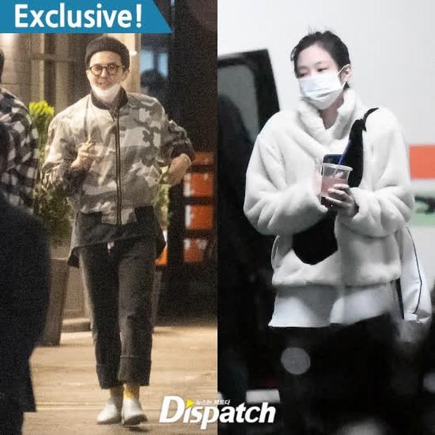 Giữa lúc Sơn Tùng đang cuốn vào vòng xoáy đạo nhạc, tin G-Dragon hẹn hò Jennie chiếm sóng MXH giải nguy luôn - Ảnh 1.