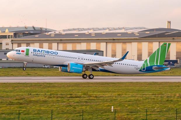Bamboo Airways dẫn đầu toàn ngành về tỷ lệ bay đúng giờ - Ảnh 2.