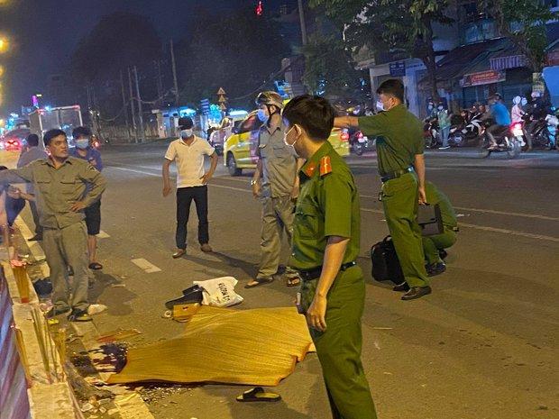 Vụ kẻ cướp bỏ lại đồng bọn tử vong ở TP.HCM: Người đi đường bị tông trúng không qua khỏi vì vết thương quá nặng - Ảnh 2.