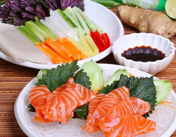 Đây là loại cá thường xuyên xuất hiện trong thực đơn giảm cân, khỏe đẹp của chị đẹp Hà Tăng, bạn cũng nên học theo để tốt cho cả da lẫn dáng - Ảnh 4.