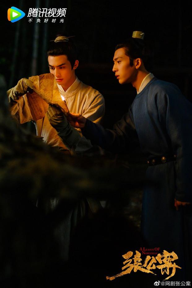 Thánh bẻ cong của phim Trung gọi tên Châu Vũ Đồng: Đóng cặp với 9 anh, sau đều chuyển hướng đóng đam mỹ hết! - Ảnh 6.