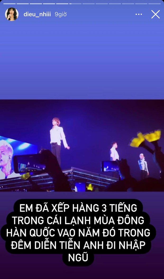 """Diệu Nhi tung 7749 khoảnh khắc """"đu idol"""" cực lầy, quyết không thừa nhận chuyện G-Dragon đang hẹn hò Jennie! - Ảnh 5."""