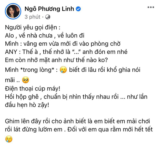 """Linh Rin kể chuyện bị Phillip Nguyễn dỗi đến tắt điện thoại, tưởng biến căng ai ngờ phát """"cẩu lương"""" trá hình - Ảnh 2."""