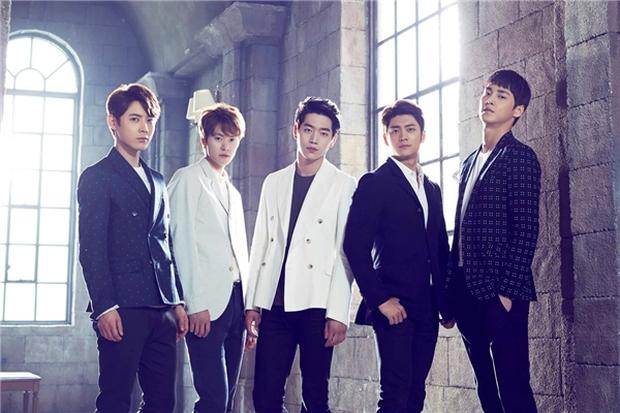 Ai ngờ dàn diễn viên này từng là idol Kpop: Mỹ nhân Itaewon Class là hiện tượng, tài tử The Heirs dẫn đầu 3 boygroup diễn xuất - Ảnh 23.