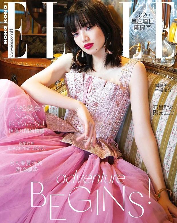 Nhan sắc dàn bạn gái quá hot của G-Dragon: Jennie át cả minh tinh Joo Yeon về độ sexy, 2 nàng thơ Nhật Bản khuynh đảo châu Á - Ảnh 20.