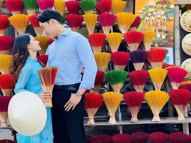 Cặp đôi gái Việt - trai Hàn và hành trình vi vu khắp Việt Nam: Gì cũng ok chỉ cần em thích! - Ảnh 6.