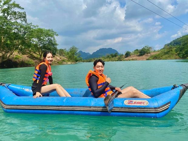 Cặp đôi gái Việt - trai Hàn và hành trình vi vu khắp Việt Nam: Gì cũng ok chỉ cần em thích! - Ảnh 8.