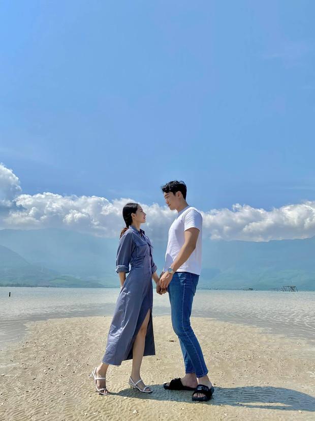 Cặp đôi gái Việt - trai Hàn và hành trình vi vu khắp Việt Nam: Gì cũng ok chỉ cần em thích! - Ảnh 9.