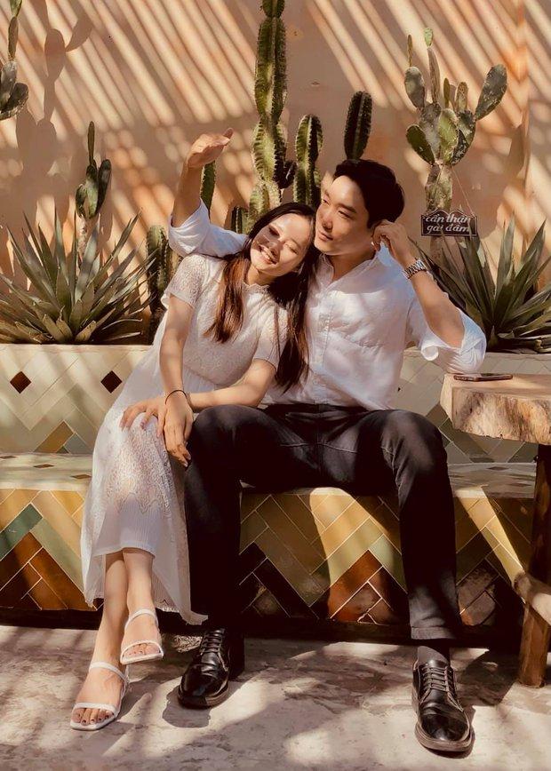 Cặp đôi gái Việt - trai Hàn và hành trình vi vu khắp Việt Nam: Gì cũng ok chỉ cần em thích! - Ảnh 2.