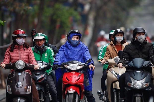 Từ chiều và tối mai, gió mùa Đông Bắc tràn về, Hà Nội chuyển rét, nhiệt độ thấp nhất 16 độ C - Ảnh 1.