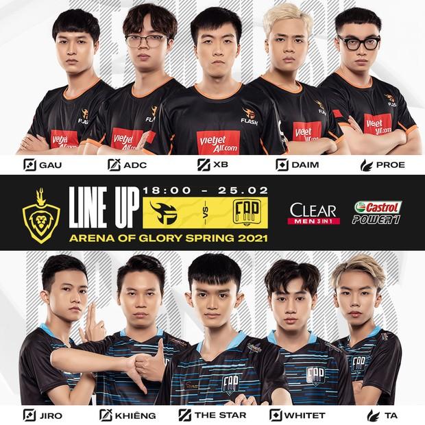 Khai mạc ĐTDV mùa Xuân: Saigon Phantom khẳng định sức mạnh tuyệt đối, Team Flash thắng chật vật đội tuyển của những danh hài - Ảnh 2.