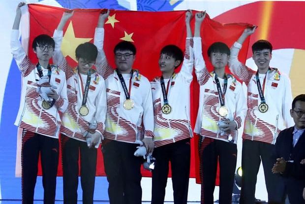 Chính phủ Trung Quốc tiến hành phân bậc tuyển thủ chuyên nghiệp, SofM đủ điều kiện ngồi mâm trên cùng - Ảnh 3.