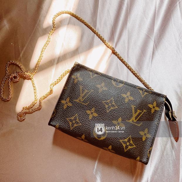 Mình đã bỏ gần 6 triệu mua một chiếc túi Louis Vuitton vintage nhỏ xinh và thực sự mát lòng mát dạ - Ảnh 4.