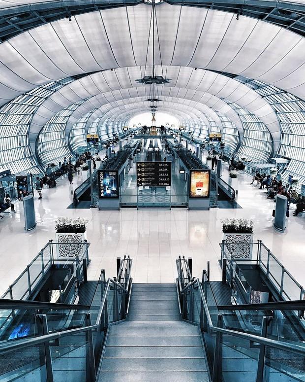 Gần 2 năm không được đi Thái, bạn có còn nhớ sân bay của quê hương thứ 2 trông như thế nào? - Ảnh 8.
