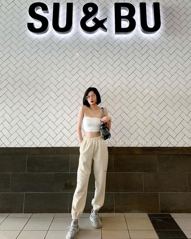 Đâu phải có mình Ngọc Trinh tự tin mặc bra top đi shopping, con gái Việt giờ ra đường cũng sexy và táo bạo chẳng kém cạnh - Ảnh 5.