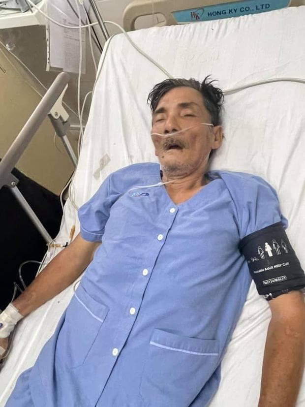 Nhân viên y tế cập nhật về tình trạng nguy kịch của diễn viên Thương Tín, bệnh viện tuyên bố hỗ trợ viện phí cho nam NS - Ảnh 4.