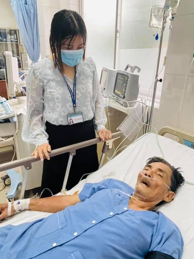Nhân viên y tế cập nhật về tình trạng nguy kịch của diễn viên Thương Tín, bệnh viện tuyên bố hỗ trợ viện phí cho nam NS - Ảnh 3.