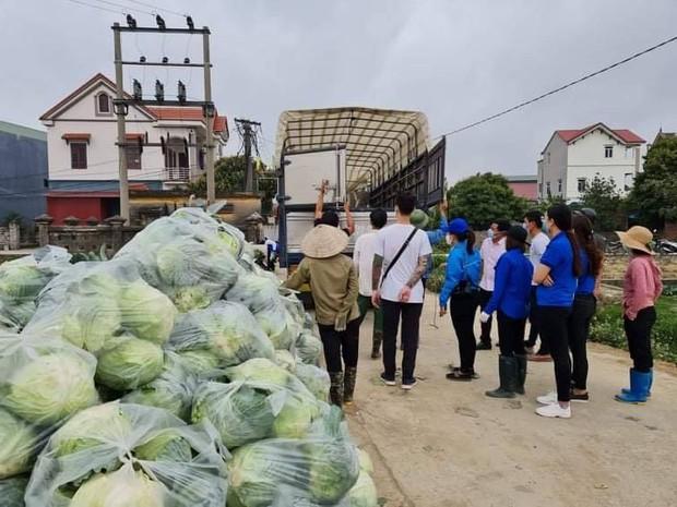 Vợ chồng Tuấn Hưng giải cứu 8 tấn nông sản cho bà con tỉnh Hải Dương gặp khó khăn giữa dịch Covid-19 - Ảnh 4.