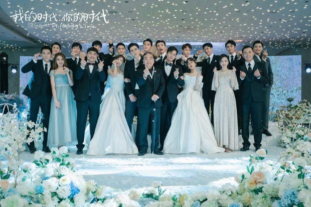 Dương Tử suýt động phòng với Hồ Nhất Thiên ở siêu đám cưới Cá Mực Hầm Mật 2, hậu quả của kết hôn đôi là đây! - Ảnh 8.