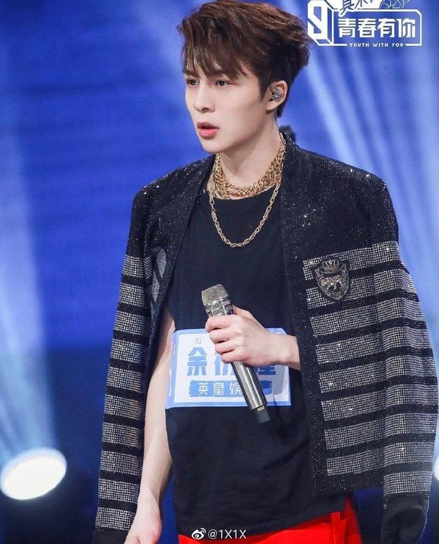 Cựu thực tập sinh SM cosplay Jackson (GOT7) đi thi Thanh Xuân Có Bạn 3? - Ảnh 5.