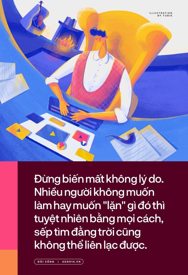 18 quy tắc đi làm giúp phe chiếu mới sinh tồn ở bất cứ đâu: Việc thì học dần dần còn cái nết cần rèn từ đầu! - Ảnh 4.
