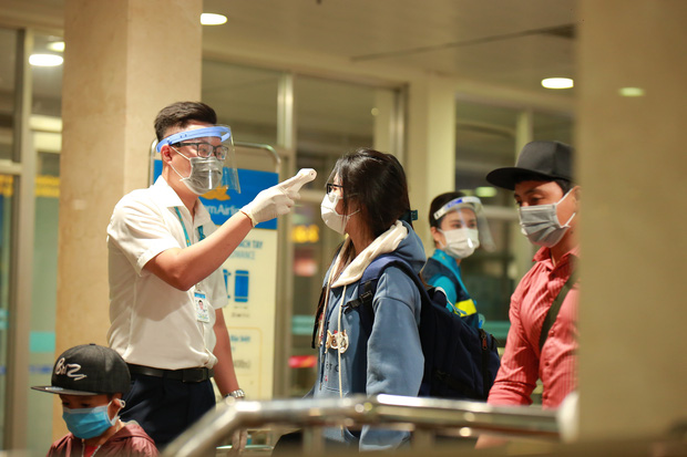 Sáng 26/2 có thêm 1 ca nhiễm Covid-19 nhập cảnh ở Tây Ninh, đã đươc cách ly ngay - Ảnh 1.