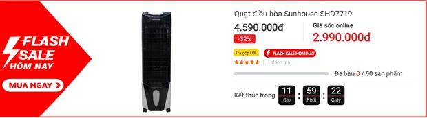 Loạt deal sale cực ngon tại các siêu thị điện máy trong hôm nay: Giảm tới 50% từ tủ lạnh đến tivi - Ảnh 1.
