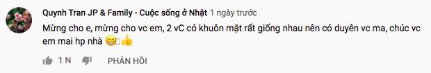 """Sang Vlog bất ngờ thông báo cưới vợ: Dàn YouTuber """"tràn"""" vào chúc mừng, tình cảm nhất là chia sẻ của Quỳnh Trần JP - Ảnh 4."""