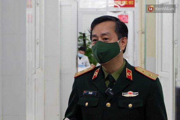 PTT Vũ Đức Đam đến thăm các tình nguyện viên tham gia thử nghiệm vaccine Việt Nam giai đoạn 2 tại Hà Nội - Ảnh 5.