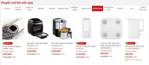 Loạt deal sale cực ngon tại các siêu thị điện máy trong hôm nay: Giảm tới 50% từ tủ lạnh đến tivi - Ảnh 8.