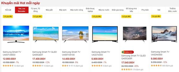 Loạt deal sale cực ngon tại các siêu thị điện máy trong hôm nay: Giảm tới 50% từ tủ lạnh đến tivi - Ảnh 9.
