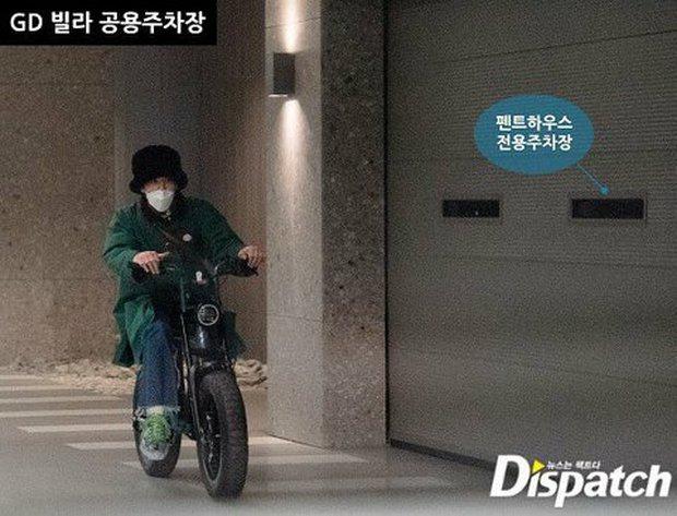 Rosé đèo Jisoo trên con xe y chang ảnh G-Dragon bị Dispatch tóm, hoá ra hẹn hò Jennie ở hậu trường quay MV Lovesick Girls? - Ảnh 7.
