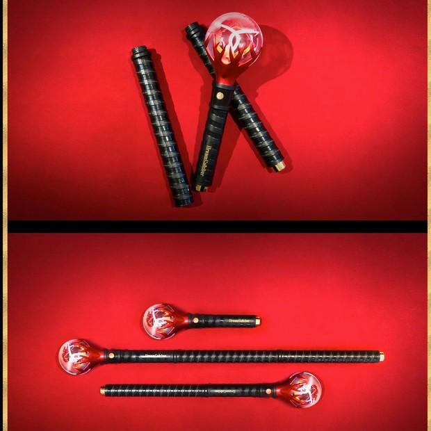 Hết làm lightstick dài như vũ khí, girlgroup theo concept kinh dị còn thiết kế hộp đựng hình quan tài khiến netizen cạn lời - Ảnh 2.