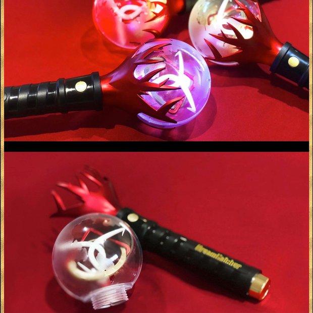 Hết làm lightstick dài như vũ khí, girlgroup theo concept kinh dị còn thiết kế hộp đựng hình quan tài khiến netizen cạn lời - Ảnh 3.