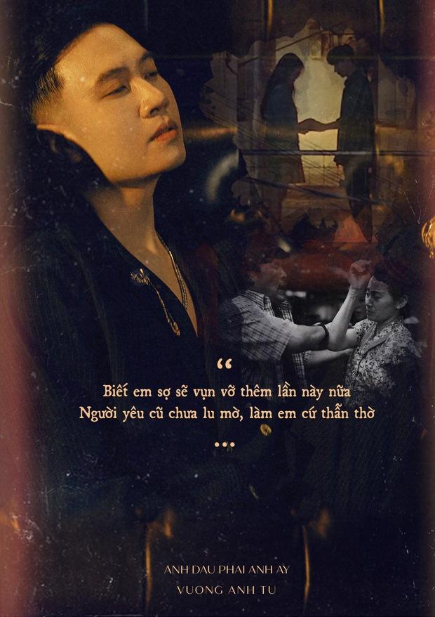 Tung MV solo thứ 3, Vương Anh Tú chính thức rẽ hướng làm ca sĩ, liệu có tạo bão như khi viết nhạc cho nghệ sĩ khác? - Ảnh 5.