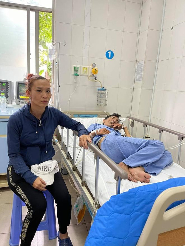 Vợ NS Thương tín đã có mặt tại bệnh viện, mẹ vợ nói rõ tình hình hiện tại! - Ảnh 2.